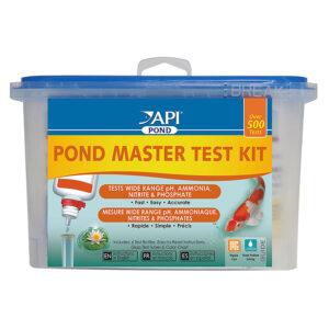 Bộ kiểm tra tổng thế bể cá API Pond Master Test Kit