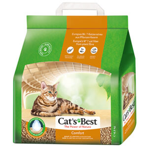 Cát vệ sinh cho mèo Cat's Best Comfort