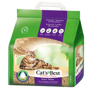 Cát vệ sinh cho mèo Cat's Best Smart Pellets