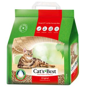 Cát vệ sinh cho mèo Cat's Best Original