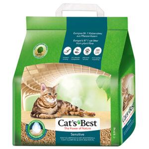 Cát vệ sinh cho mèo Cat's Best Sensitive
