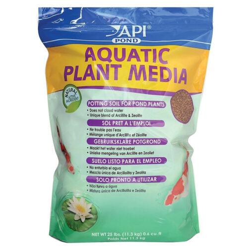 Đất lọc bể cá API Pond Aquatic Plant Media Potting