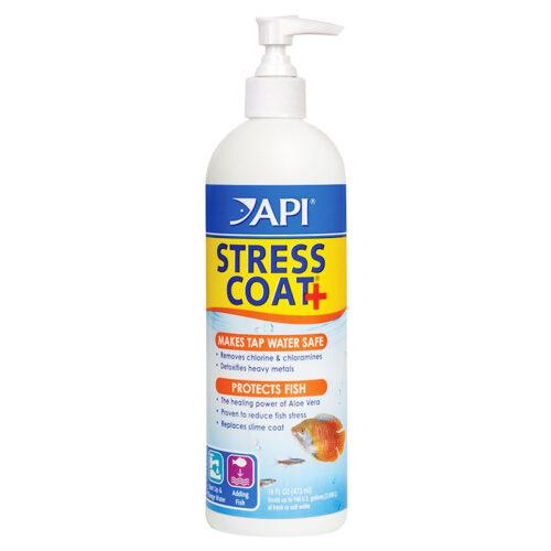 Dụng dịch giảm căng thẳng cho cá API Stress Coat with Pump Aquarium