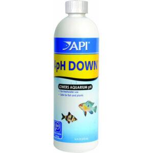 Dung dịch giảm độ PH trong nước cho bể cá API pH