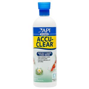 Dung dịch lọc nước API Pond Accu-Clear Clarifier
