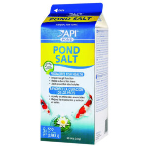 Muối lọc bể cá API Pond Salt