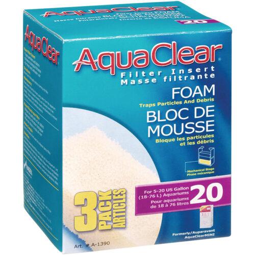 Mút lọc bể cá AquaClear Mini Foam