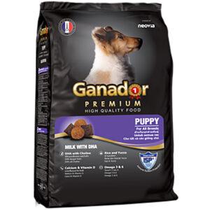 Thức ăn cho chó mẹ và chó con Ganador Puppy