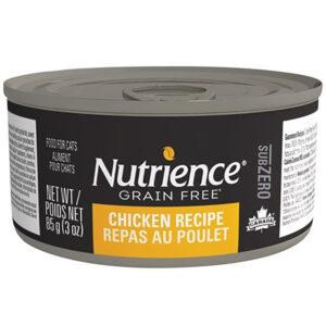 Pate cho mèo Nutrience Chicken Recipe