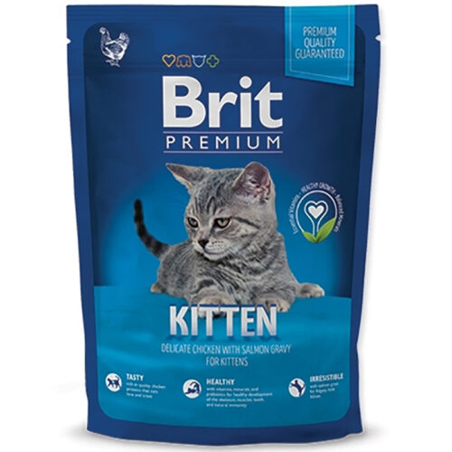 Thức ăn cho mèo Brit Premium Cat Kitten