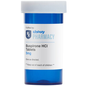 Thuốc ăn thần cho chó mèo Buspirone HCl