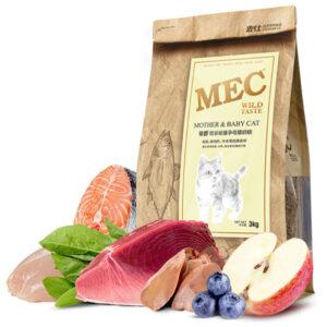 Thức ăn cho mèo MEC Wild Taste Mother & Babycat