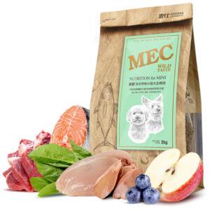 Thức ăn cho chó giống nhỏ MEC Wild Taste