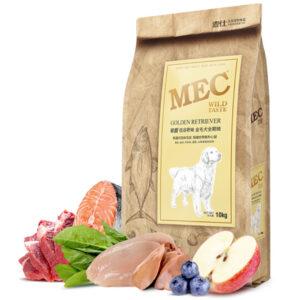 Thức ăn cho chó Golden Retriever MEC Wild Taste
