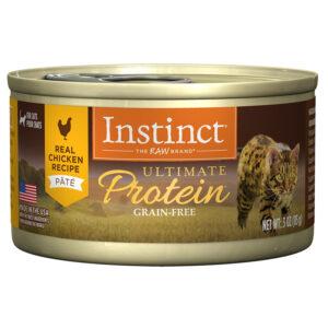 Pate cho mèo Instinct Ultimate Protein Chicken