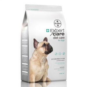 Thức ăn cho chó Bulldog Dr.Glint Expert Care