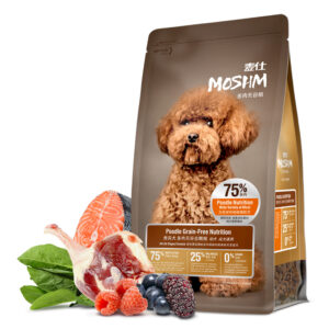 Thức ăn cho chó Poodle MOSHM