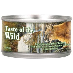 Thức ăn ướt cho mèo Taste Of The Wild Rocky Mountain