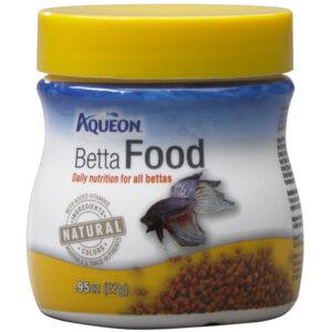 Thức ăn cho cá Betta Aqueon