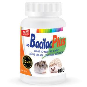 Bột dinh dưỡng cho thú kiểng Bacilac Plus