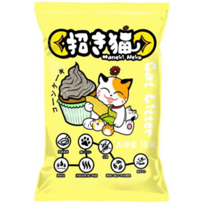 Cát vệ sinh cho mèo mùi ngô Maneki Neko Cat Litter