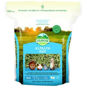Cỏ khô cho thỏ Oxbow Alfalfa Hay