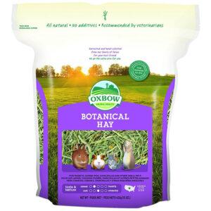 Cỏ khô cho thỏ Oxbow Botanical Hay