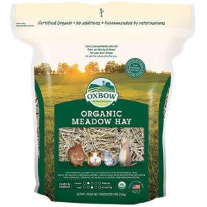 Cỏ khô cho thỏ Oxbow Organic Meadow Hay