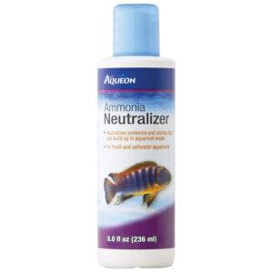 Dung dịch điều hòa nước bể cá Aqueon Ammonia Neutralizer