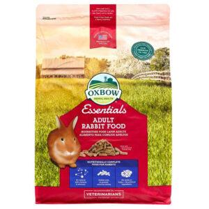Thức ăn cho thỏ trưởng thành Oxbow Essentials Rabbit