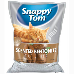 Cát vệ sinh cho mèo Snappy Tom Coffee