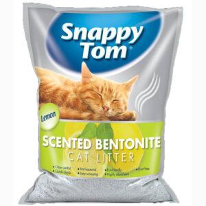 Cát vệ sinh cho mèo Snappy Tom Lemon