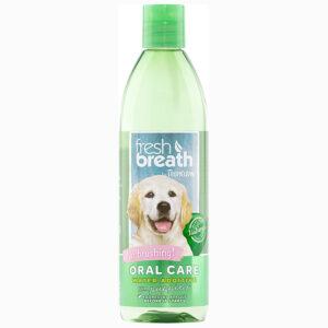 Nước vệ sinh răng miệng cho chó TropiClean Puppy Water Additive