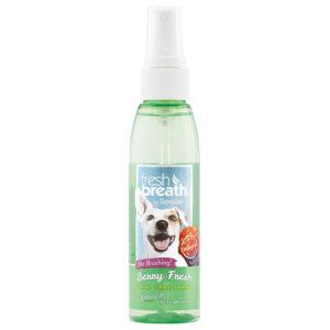 Thuốc xịt chăm sóc răng miệng cho chó TropiClean Berry Fresh Spray