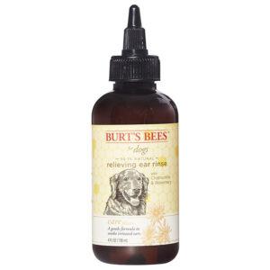 Nước vệ sinh tai cho chó Burt's Bees Care Plus+ Relieving