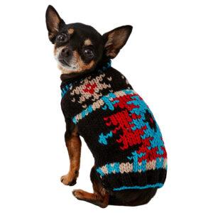 Quần áo cho chó mèo Chilly Dog Black Southwest