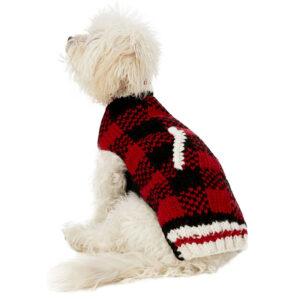 Quần áo cho chó mèo Chilly Dog Buffalo Plaid