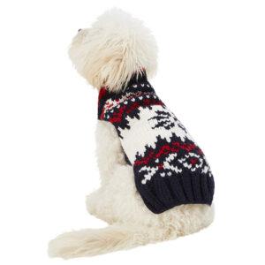 Quần áo cho chó mèo Chilly Dog Navy Vail