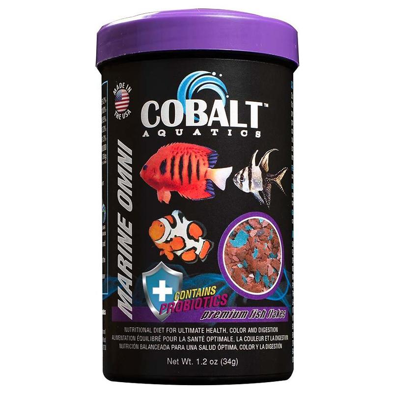 Thức ăn cho cá Cobalt Aquatics Marine Omni thúc đẩy sự tăng trưởng Thuc-an-cho-ca-cobalt-aquatics-marine-omni-flakes