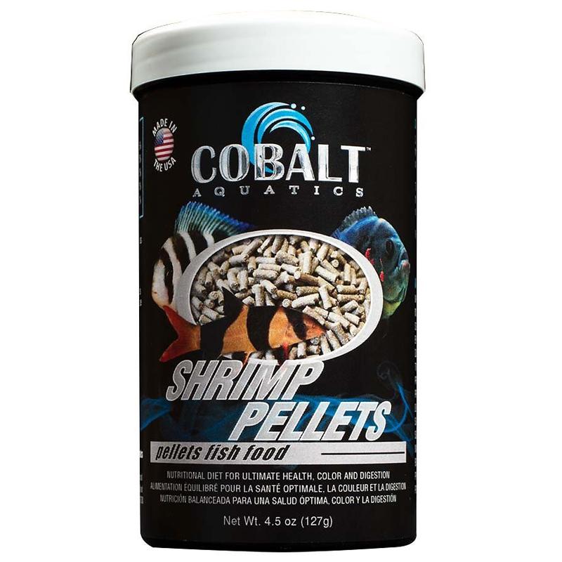 Thức ăn cho cá Cobalt Aquatics Shrimp Pellets bổ sung vitamin Thuc-an-cho-ca-cobalt-aquatics-shrimp-pellets