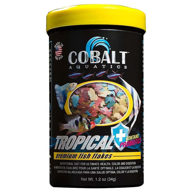 Thức ăn cho cá Cobalt Aquatics Tropical cực rẻ Thuc-an-cho-ca-cobalt-aquatics-tropical-flakes