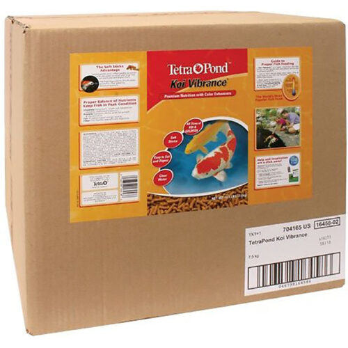 Thức ăn cho cá Koi và cá vàng lên màu Tetra Pond Koi Vibrance Color Enhancing Sticks siêu rẻ  Thuc-an-cho-ca-koi-va-ca-vang-len-mau-tetra-pond-koi-vibrance-color-enhancing-sticks-500x500