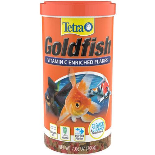 Thức ăn cho cá vàng TetraFin Goldfish Flakes giá sốc chưa từng có Thuc-an-cho-ca-vang-tetrafin-goldfish-flakes-500x500