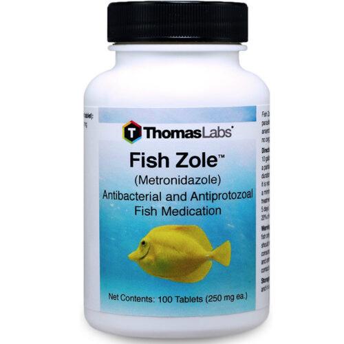 Sale 50% thuốc kháng sinh cho cá chống khuẩn Thomas Labs Fish Zole Metronidazole Antibacterial Thuoc-khang-sinh-cho-ca-chong-khuan-thomas-labs-fish-zole-metronidazole-antibacterial-500x500