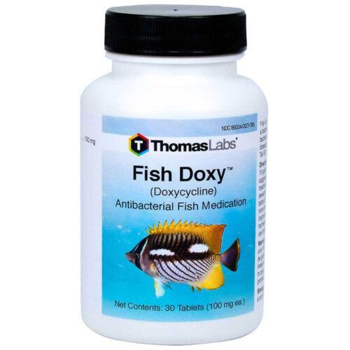 Thuốc kháng sinh cho cá Thomas Labs Fish Doxy Doxycycline Antibacterial Fish Medication an toàn, hiệu quả nhanh Thuoc-khang-sinh-cho-ca-thomas-labs-fish-doxy-doxycycline-antibacterial-fish-medication-500x500